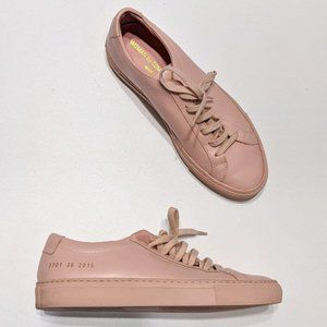 Woman by Common Projects | Original Achilles Low in Blush